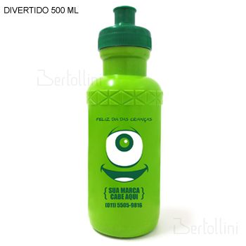 SQUEEZE DIVERTIDO 500 ML - DSQZ001DIV
